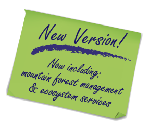 New Version! Now including mountain forest management and ecosystem services
